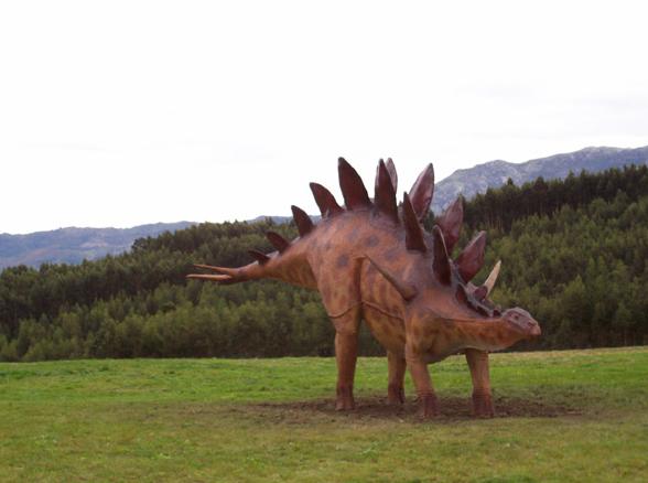 Stegosaurus